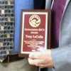 FSU honors Tony LaColla as Outstanding Returning Peace Corp Volunteer