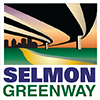 New signs point the way on the Selmon Greenway