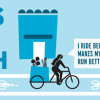 Walk Bike News – May 2016 : May is national bike month!