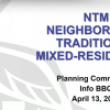 Missing Middle Housing was the focus of April 2020 Info BBQ