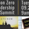 Join us for the virtual Vision Zero Leadership Summit