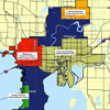 City of Tampa Multimodal District Study (2007)