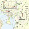 Pedestrian & Bicycle High Crash Areas Strategic Plan For Unincorporated Hillsborough County Roads (2012)