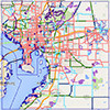 Interactive Bicycle Suitability Map