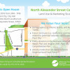Open House on May 23 for the Alexander St Extension Study