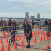 We love the Children's Gasparilla Bicycle Safety Rodeo!