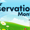 April is water conservation month