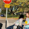 Getting kids to school safely