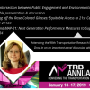 Upcoming TRB Annual Meeting features Beth Alden