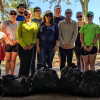 Our staff (and families) cleaned up pretty well on April 27!