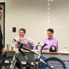 Wade's stolen bicycle story has a happy ending