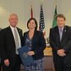 60th anniversary proclamation presented by Plant City