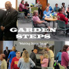 Garden Steps project: making stone soup