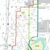 University of South Florida to Green ARTery Trail Study