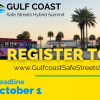 Register for the 4th Annual Gulf Coast Safe Streets Summit!