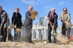 Mayor Buckhorn groundbreaking