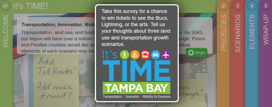 It's TIME to take the survey! | Plan Hillsborough