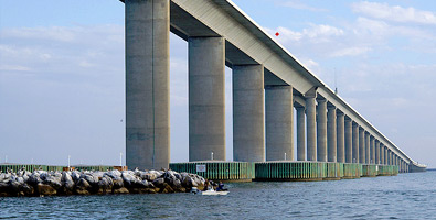 Skyway Bridge Span