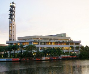 WFLA/Tampa Tribune offices