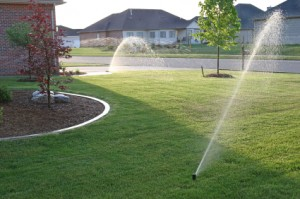 residential watering