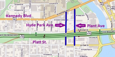 Hyde Park safety improvements