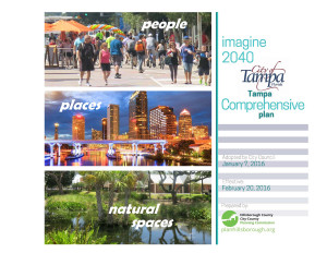Tampa 2040 Comp Plan cover