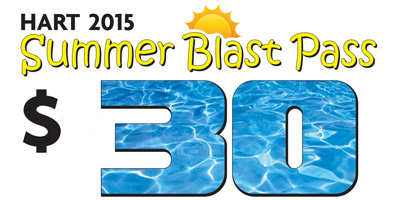 HART Summer Blast Pass