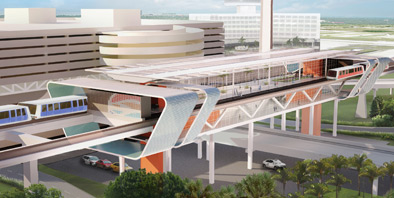 People Mover Concept Graphic