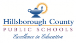 Hillsborough County School District logo