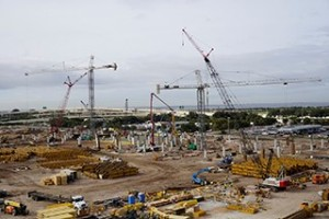 Tampa International Airport Construction