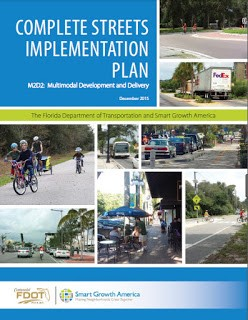 Complete Streets Implementation Plan