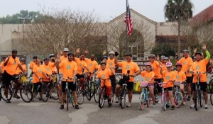 Temple Terrace Bike Event