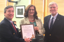 Tampa City Council Commendation in celebration of the 3O anniversary and support of the Hillsborough River
