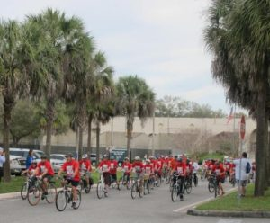 Temple Terrace Florida Bike Month