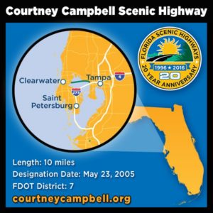 Courtney Campbell Scenic Highway