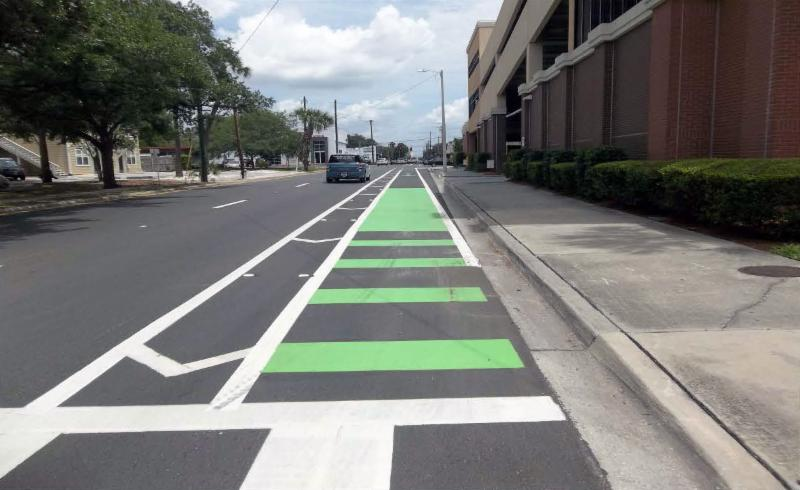 Bicycle Pedestrian Safety Street Guides