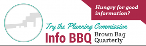 Planning Commission Info BBQ - Brown Bag Quarterly @ Plan Hillsborough Room, 18th Floor, County Center | Tampa | Florida | United States