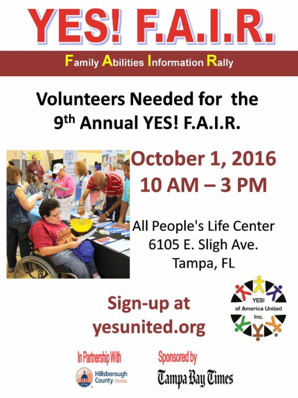 Family Abilities Information Rally