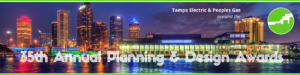 35th Annual Planning & Design Awards @ Pepin's Hospitality Centre    Tampa   Florida   United States