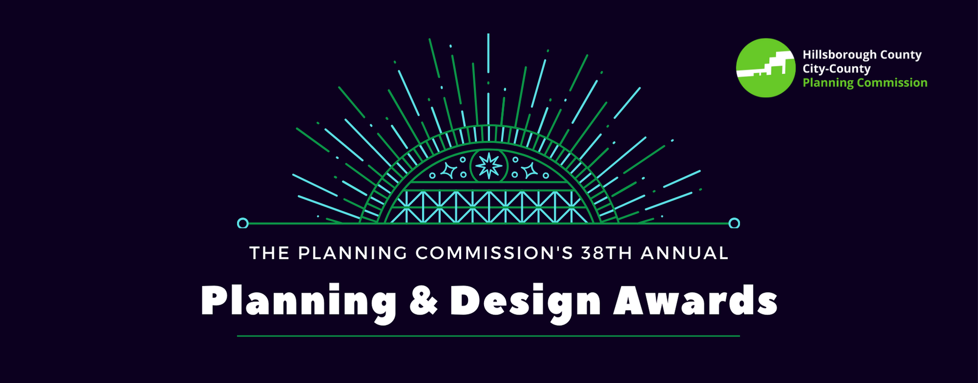 38th Planning and Design Awards Header