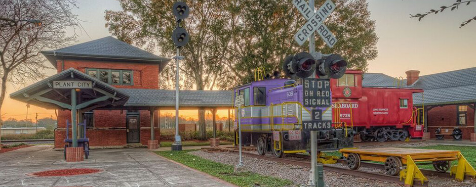 train station in Plant City
