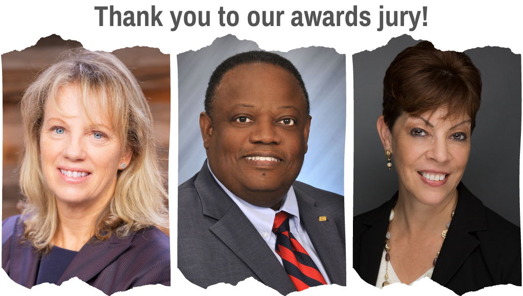 Thank you to our awards jury!