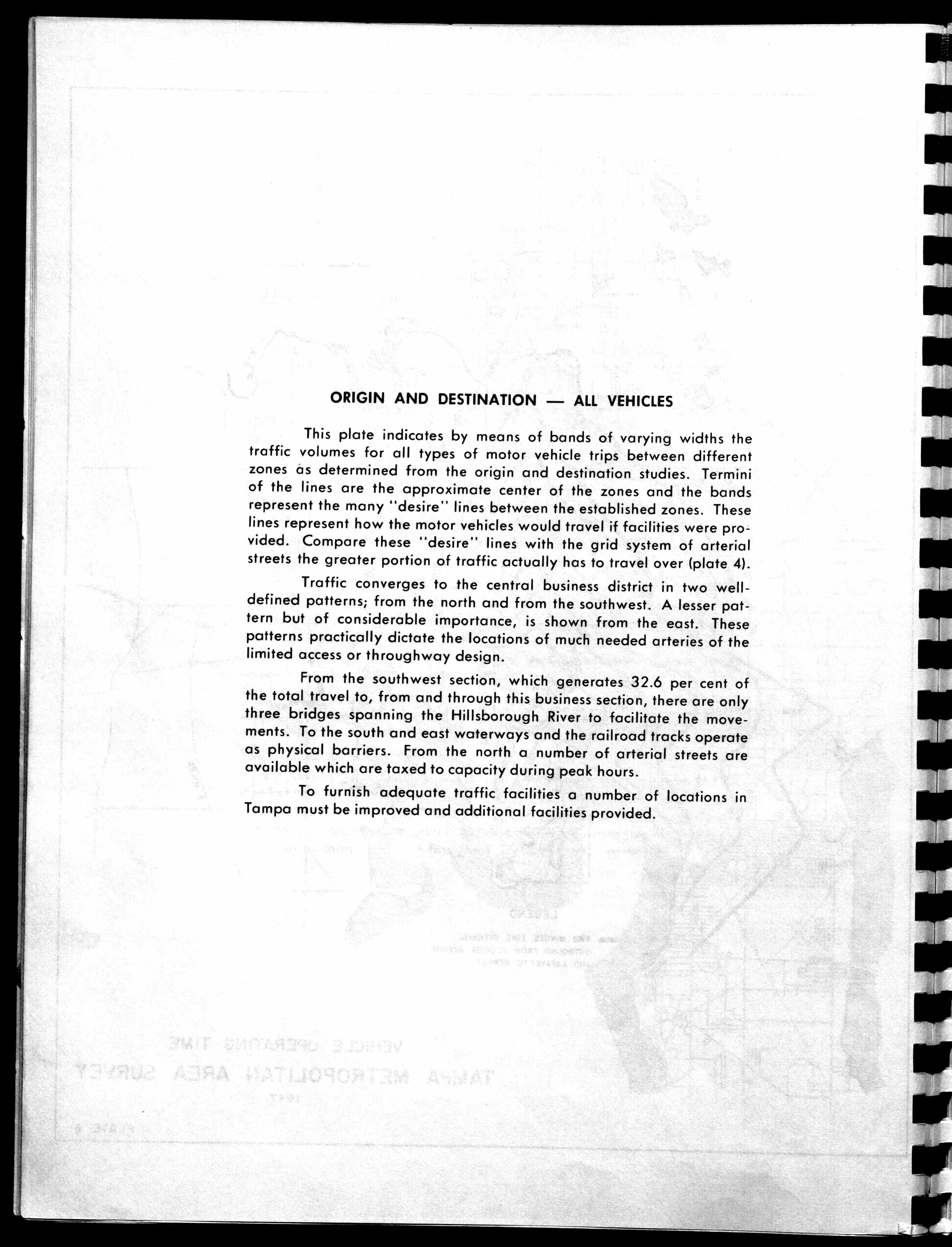 Limited Traffic Study page 1