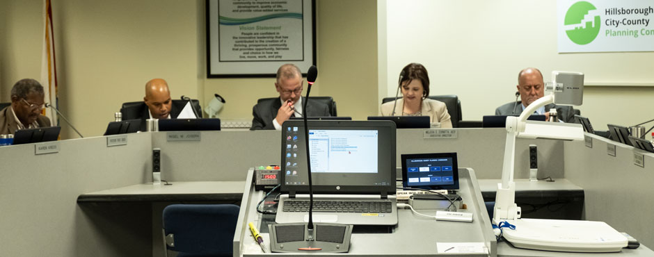 Meeting of the Hillsborough County City-County Planning Commission